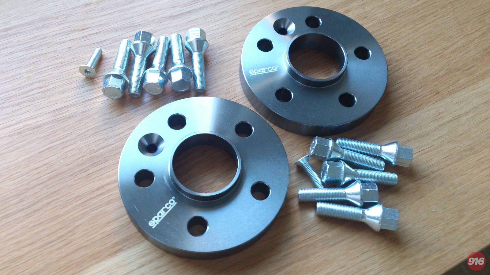 Sparco 20mm spacer