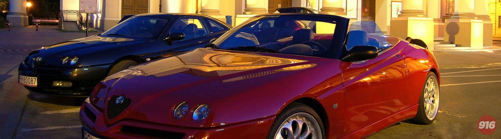 Spider & GTV