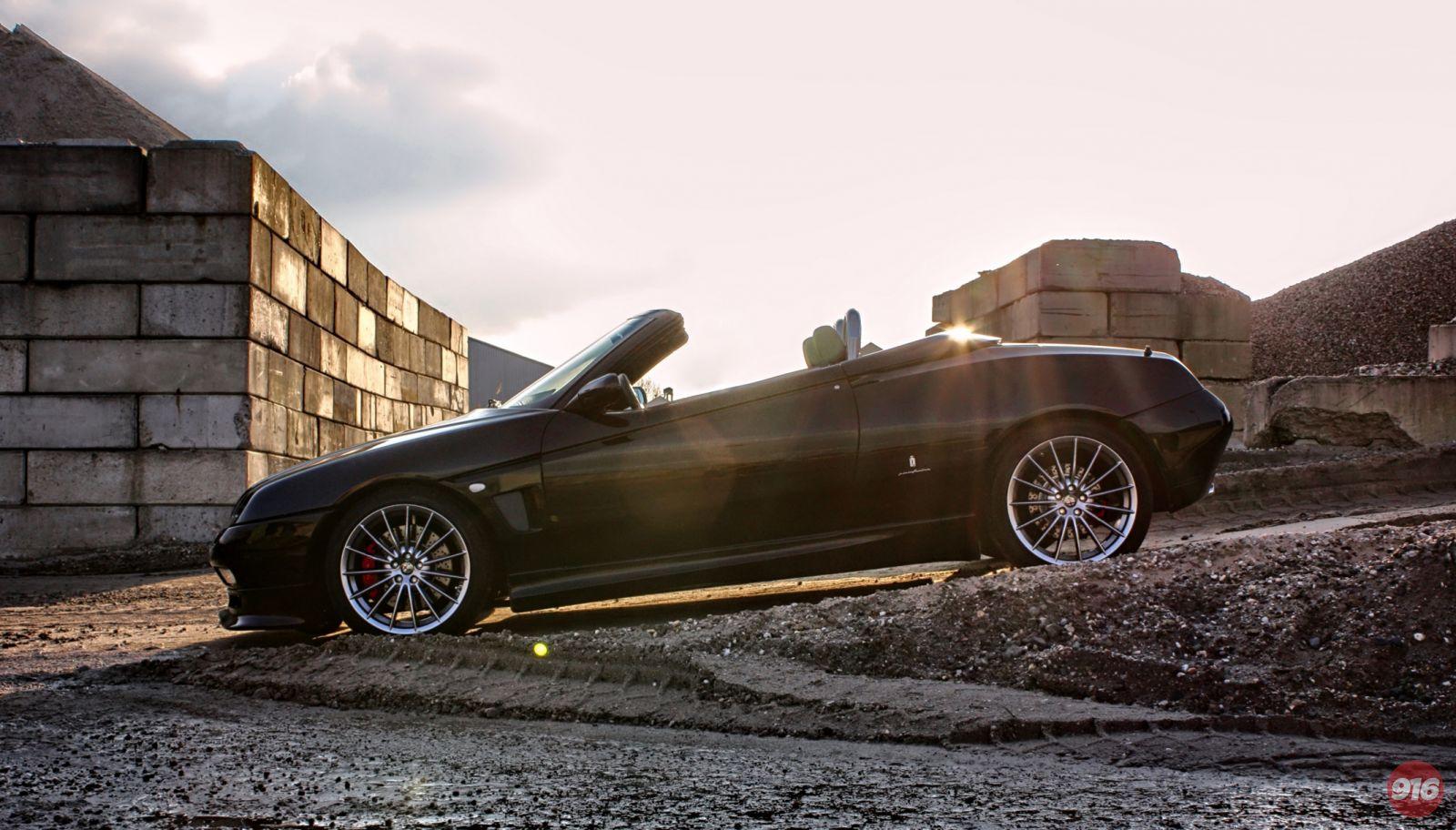 "Alfa Spider Cup Hyper Gt's 18"""