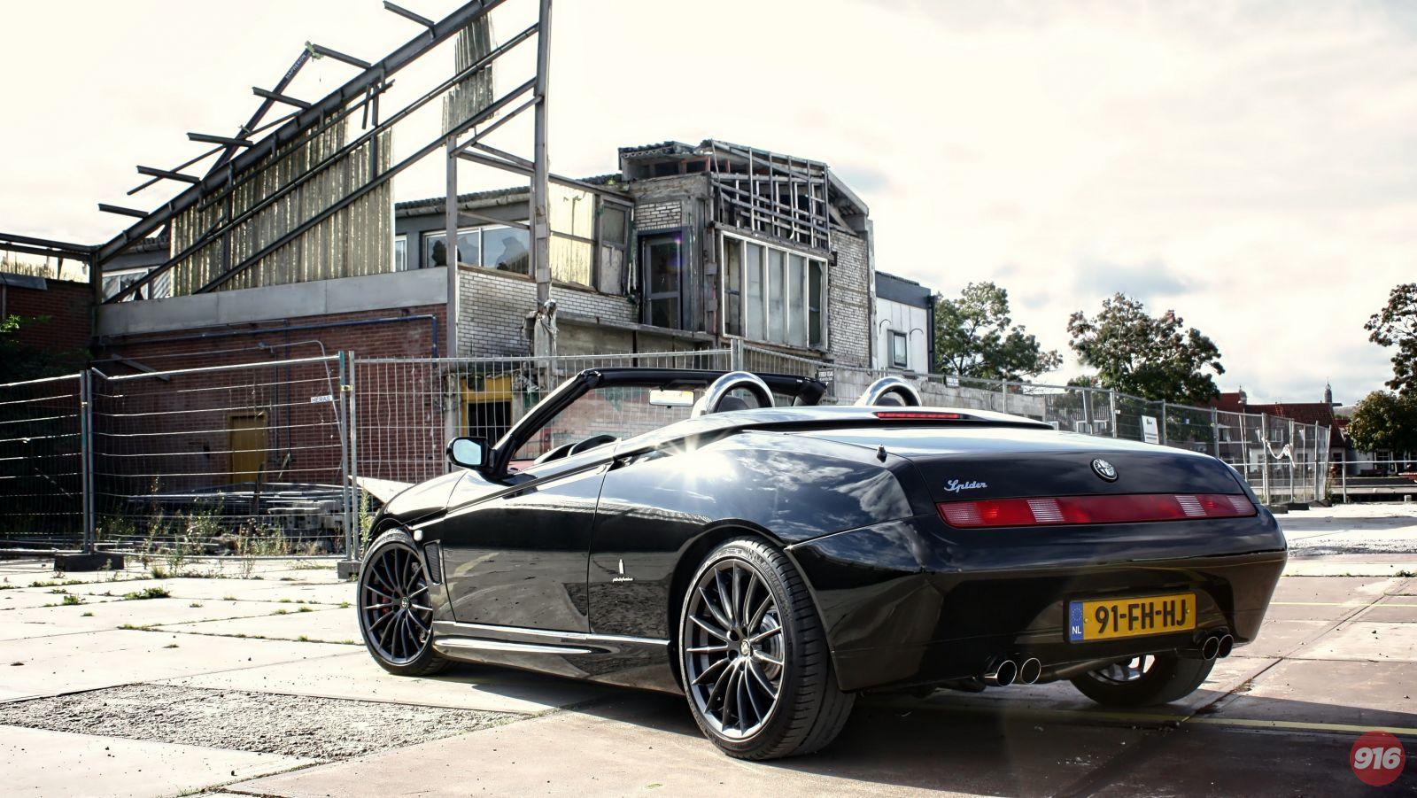 Alfa Spider Cup Blackline Gt's 18''