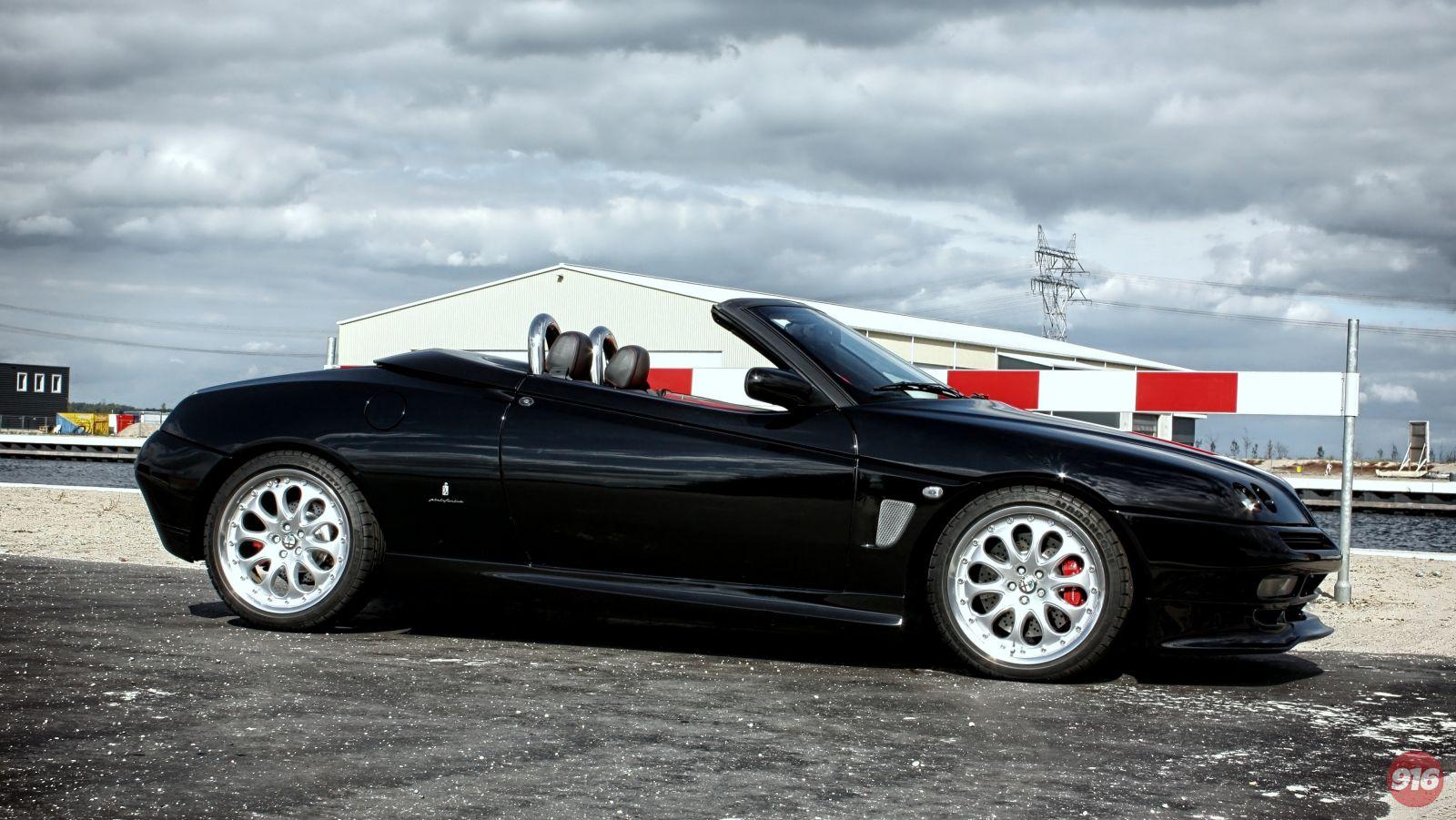 Alfa Spider Cup Zender Siena's 18''