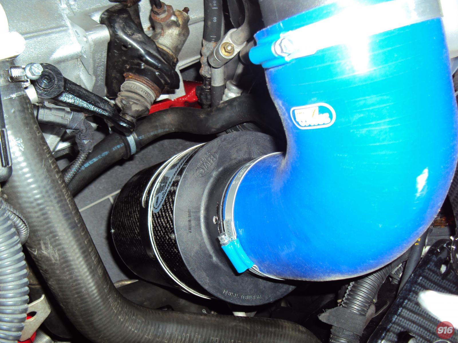 BMC Carbon Airbox
