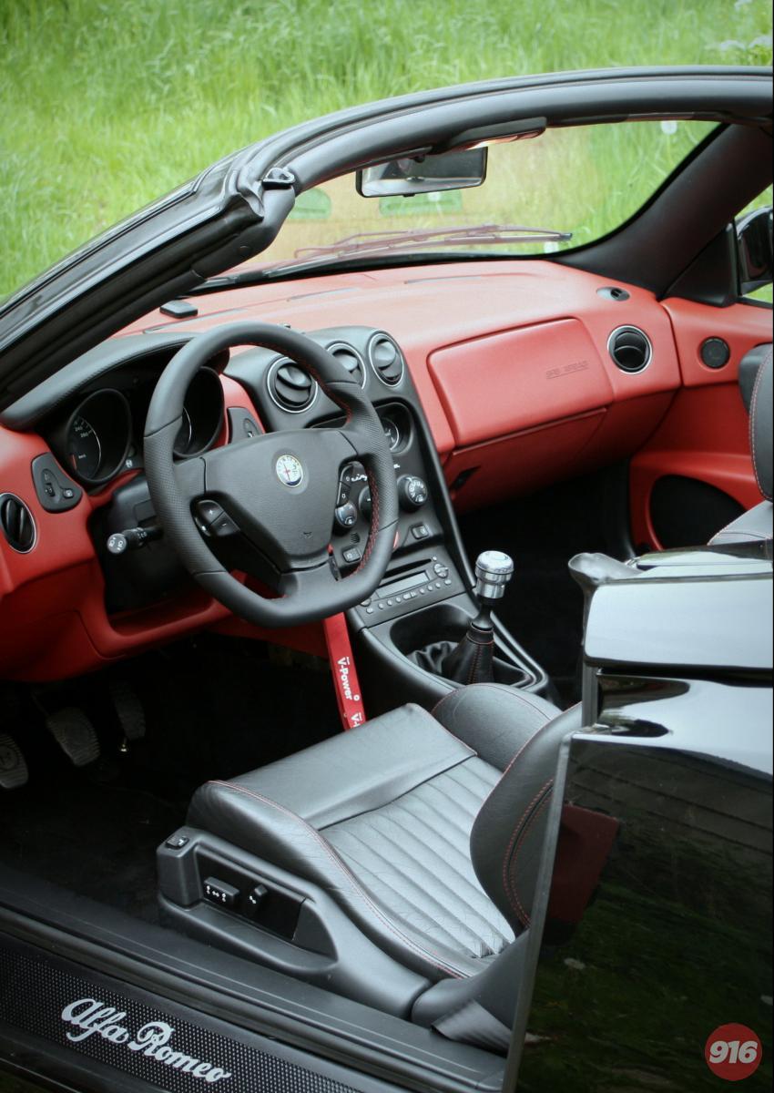 Alfa Spider Cup Sportiva