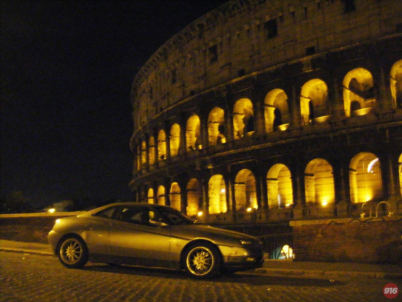 Roma tonight