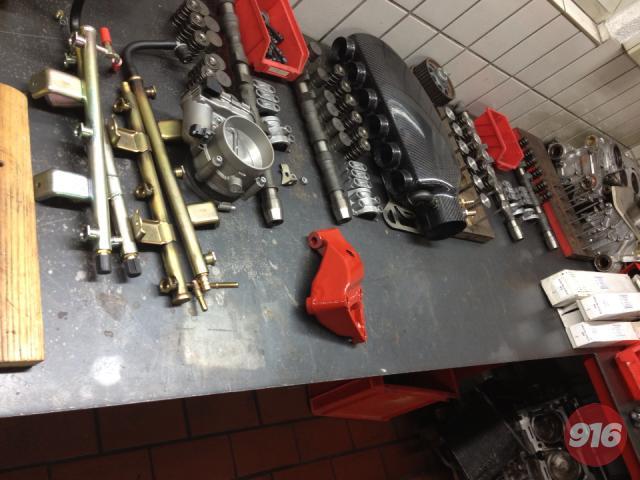 3.8 Project F430 throttle