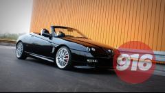 Alfa Spider Joris.