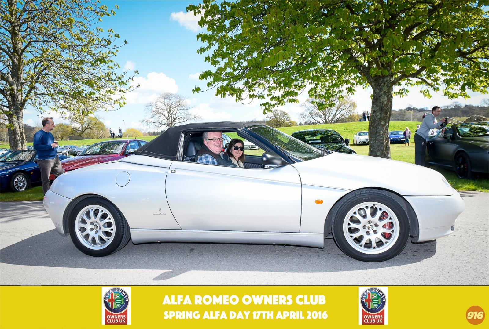 UK Spring Alfa Day 2016